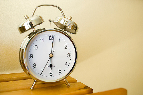 Bootstrap your time? Time Hack